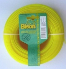 Lanko 2,4 mm x 100 m BISON BASIC PROFI žlté